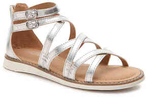 Hanna Andersson Girls Vera2 Toddler & Youth Gladiator Sandal
