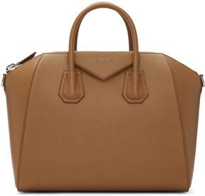 Givenchy Brown Medium Antigona Bag