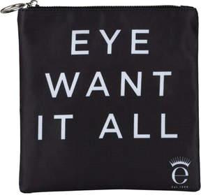 Eyeko Eye want it all make-up bag