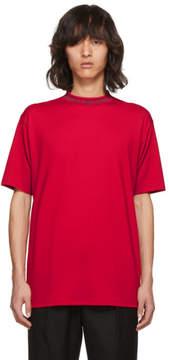 Acne Studios SSENSE Exclusive Red Navid T-Shirt