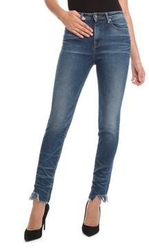 PRPS Women's Camaro Ankle Skinny Jeans