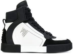 Dolce & Gabbana hi-top sneakers