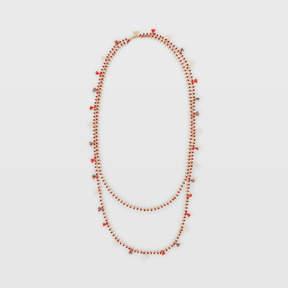 Club Monaco Serefina Tassel Necklace