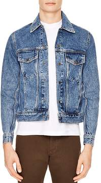 Sandro Rider Denim Jacket