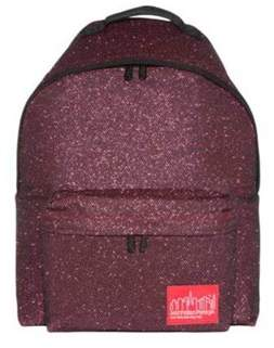 Manhattan Portage Women's Midnight Big Apple Backpack (medium).
