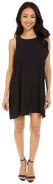 Brigitte Bailey Wren Tank Dress with Open Back Women's Dress