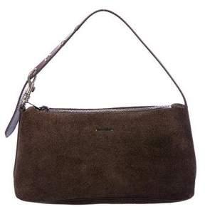 Miu Miu Leather-Trimmed Handle Bag