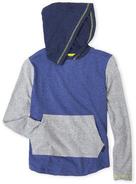 DKNY Boys 8-20) Color Block Hoodie