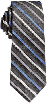 Calvin Klein Boys' Gemstone Stripe Tie