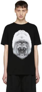 Marcelo Burlon County of Milan Black Gorilla T-Shirt