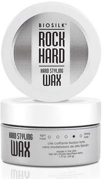 BioSilk Rock Hard Styling Wax - 1.9 oz.