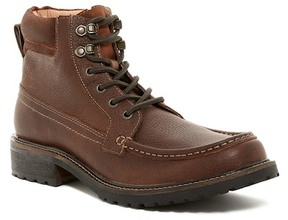 Lucky Brand Bowman Lace-Up Boot