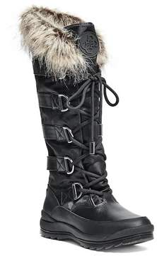 GUESS Hadly Faux Fur Trimmed Boot