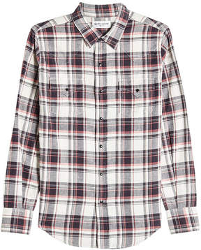 Saint Laurent Western Shirt