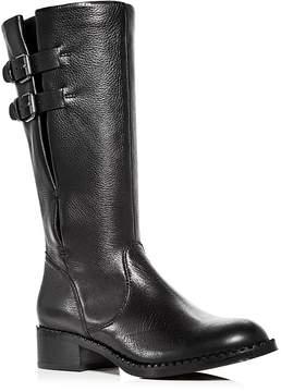 Gentle Souls Women's Brian Leather Low Heel Boots