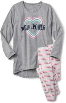 Gap Girl Power Tunic PJ Set
