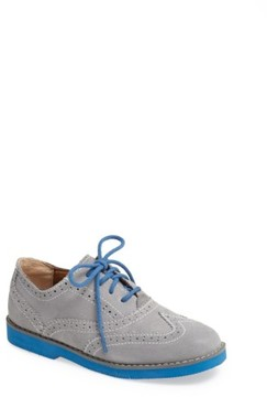 Florsheim Boy's 'No String' Wingtip Oxford