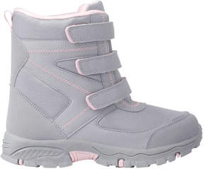 Joe Fresh Kid Girls' Winter Boots, Grey (Size 6)