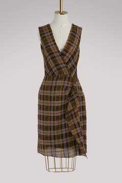 Vanessa Bruno Iitana silk dress