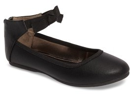 Kenneth Cole New York Girl's Rose Bow Ballet Flat