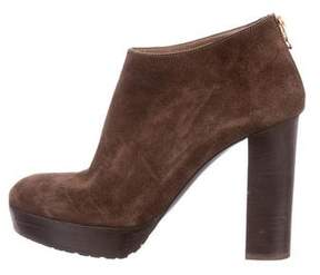 Marni Suede Ankle Boots