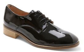 Andre Assous Viola Patent Leather Derby Shoes