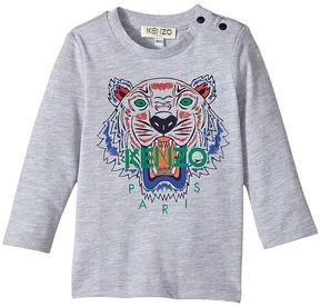 Kenzo Long Sleeves Tiger Tee Shirt Boy's T Shirt