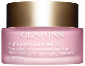 Clarins Multi-Active Day Cream Broad Spectrum SPF 20