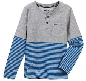 Hurley Schoolyard Henley Shirt (Little Boys)