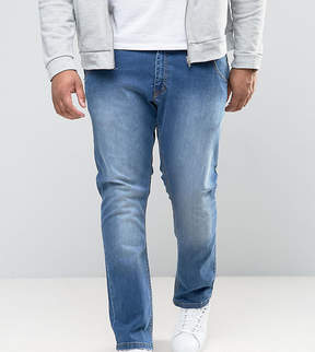 Loyalty And Faith PLUS Stretch Regular Fit Salem Jeans
