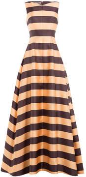 Emilia Wickstead Striped Gown