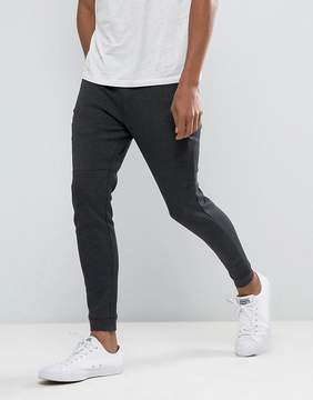 ONLY & SONS Joggers in Slim Fit With Tech Zip Details