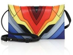 Elena Ghisellini Selina Mignon Multicolor Crossbody Bag
