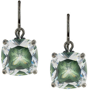 Bottega Veneta stoned earrings