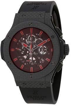 Hublot Aero Bang Red Magic Chronograh Automatic Men's Watch 311QX1134RX