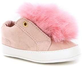 Sam Edelman Girls Baby Leya Crib Shoe Sneakers