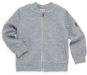 Splendid Baby Boy's Quilted Zip Jacket