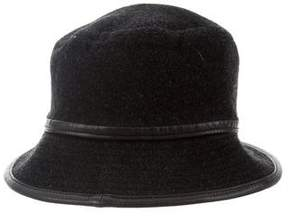 Hermes Chapeaux Motsch x Wool Bucket Hat