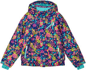 Spyder Floral Print Lola Ski Jacket