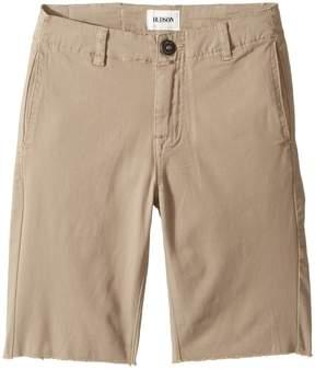 Hudson Beach Daze Shorts in Victorious Khaki (Big Kids)