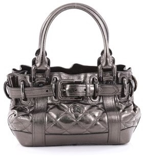 Burberry Pre-owned: Beaton Bag Quilted Leather Baby. - GOLD - STYLE