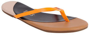 TKEES Compact Leather Sandal