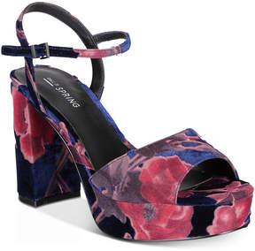 Call it SPRING Raresen Platform Dress Sandals Women's Shoes