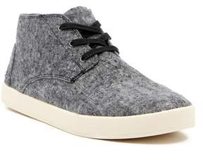 Toms Paseo Slub Knit Mid Sneaker