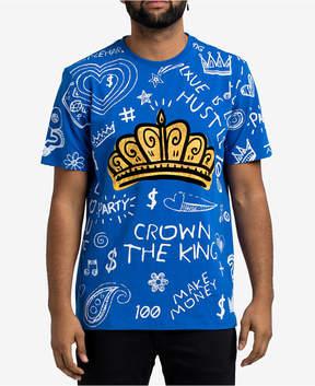 Hudson Nyc Men's Sketch Doodle T-Shirt