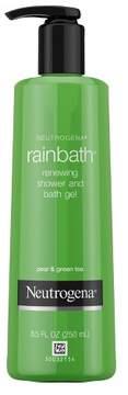Neutrogena® Rainbath Renewing Shower And Bath Gel Body Wash Pear & Green Tea - 8.5 fl oz