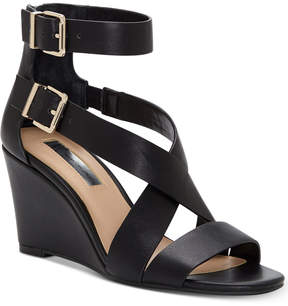 INC International Concepts Rominia Wedge Sandals, Created for Macy's Women's Shoes