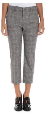 Altea Women's Grey Wool Pants.