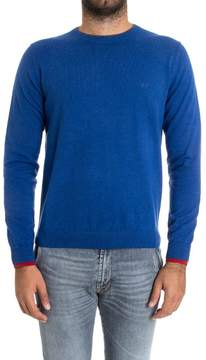 Sun 68 Cotton And Cashmere Sweater