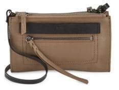 Kooba Ridgefield Mini Leather Crossbody Bag